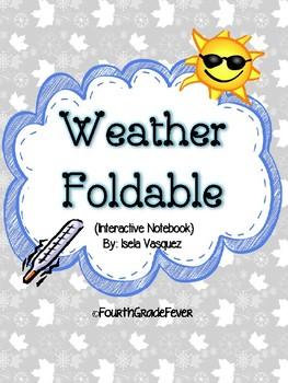 Weather Unit Foldable