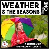 Weather Unit   Kindergarten and First Grade