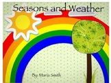 Weather Unit : Lesson Plans, Printables, and Powerpoint