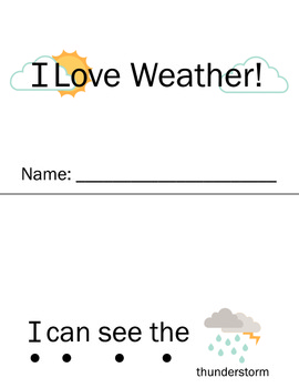 Weather Unit Materials