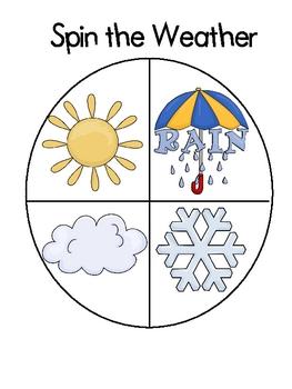 Weather Unit Math Fun