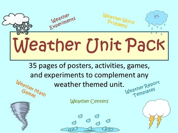 Weather Unit Pack