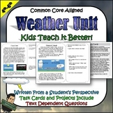 Weather Unit Packet