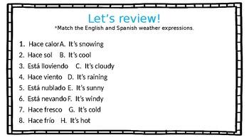 Weather Unit PowerPoint