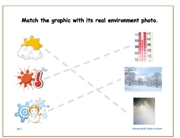 Weather Unit Study for Toddlers, Pre-K, & K.
