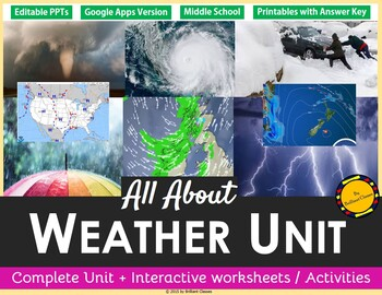 Weather - Types & Causes - Wind, Clouds, and Precipitation