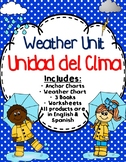 Weather Unit - Unidad del Clima - Dual Language - English