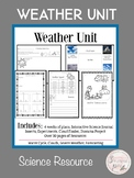 Weather Unit- Water Cycle, Clouds, Severe Weather, Weather