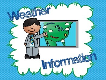 Weather Unit for Elementary