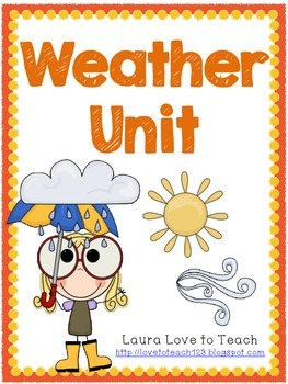 Weather Unit for Grade 2 and 3