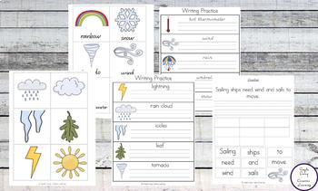 Weather Unit for Grades 1,2,3