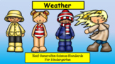Weather Unit for Kindergarten (NGSS)