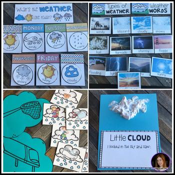 Weather Unit for Preschool