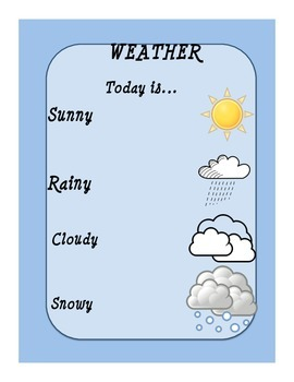 Weather Visual