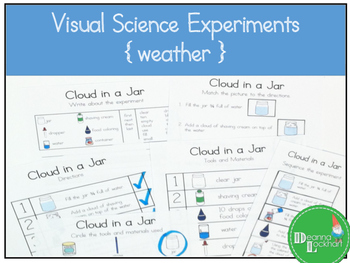 Weather Visual Science Experiments