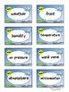Choices4Science Weather Vocab Lesson Plan Activity (TEKS4.8A)
