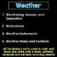 Weather Vocabulary Sort Bundle