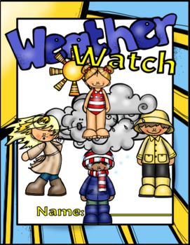 Weather Watch Lapbook