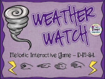 Weather Watch - Melodic Review (D-M-S-L)