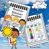 Weather Watcher Journal   Temperature   Science   Calendar Time  