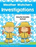 Weather Watchers Investigations