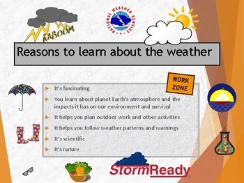 Weather Watchers: Learn about the weather and its impact on the environment