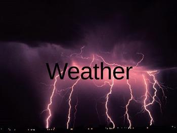 Weather Watchers Powerpoint