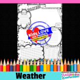 Weather - Water Cycle Activity Poster