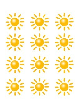 Weather, Weather- Let's Graph the Weather!- Pocket chart weather tracking!