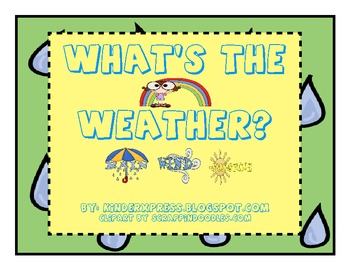 Weather, Weather, What's the Weather Today