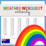 Weather Webquest