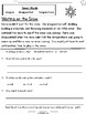 Weather Week Long Fluency Packet