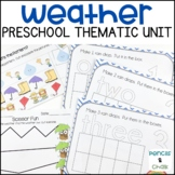 Weather Wonders! A Math, Literacy, and Science Unit for Preschool