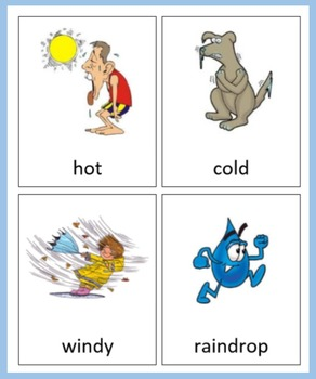Weather Words