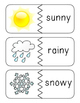 Weather Words Match