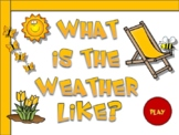 Weather Words and Phrases