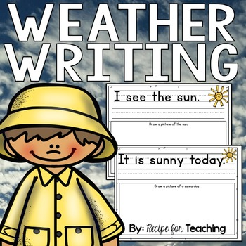 Weather Writing