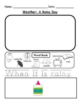 Weather Writing