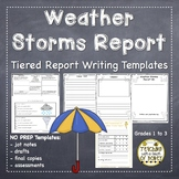 Weather Writing - Severe Weather Research Project