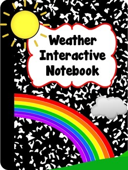Weather and Air Interactive Notebook