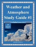 Weather and the Atmosphere Study Guide #1
