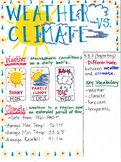 5th Grade Weather and Climate
