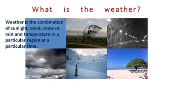 Weather and Climate (NGSS)