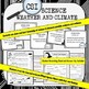 Weather and Climate CSI Science- Distance Learning