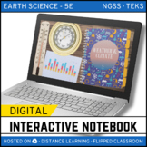 Weather and Climate DIGITAL NOTEBOOK - Google Classroom /