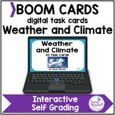 Weather and Climate Boom Cards NGSS 3-ESS2 3-ESS2-1 3-ESS2