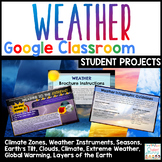 Weather and Climate Projects Google Classroom