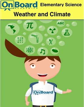 Weather and Climate-Interactive Lesson