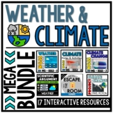 Weather and Climate Mega Bundle