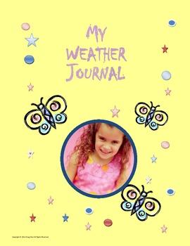 My Weather Journal K-2